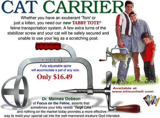 Siliconhell-Cat-Carrier