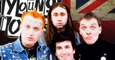 Personality Test – which Young Ones character are you?