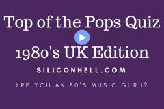 80s Top of the Pops Quiz