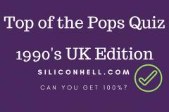 90s top of the Pops quiz