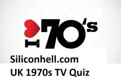 I love 70s TV quiz