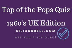 Quiz 1960s Top of the Pops
