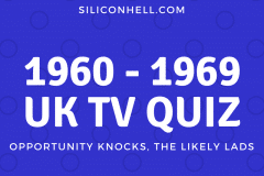 Siliconhell 60s UK TV Quiz