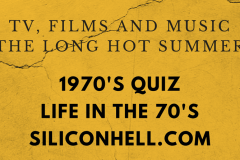 Life in the 1970s Quiz