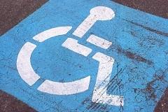 FP-Disabled- parking