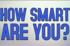 FP-how smart are you