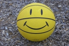 Smiling ball