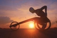 FP-wheelchair_sunset