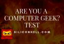 PC Geek Test – Only a Guru Geek can get 100%