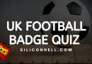 UK Football Badge Quiz