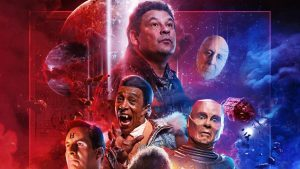 Red Dwarf Quiz The Promised Land