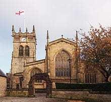 Church in Wigan