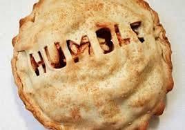 Humbled pie