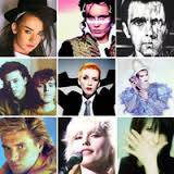 1980s Music Icons