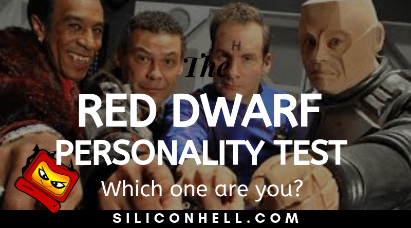 Red Dwarf Personality Test