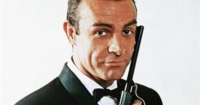 1960s Movie Quiz Part 2 James Bond
