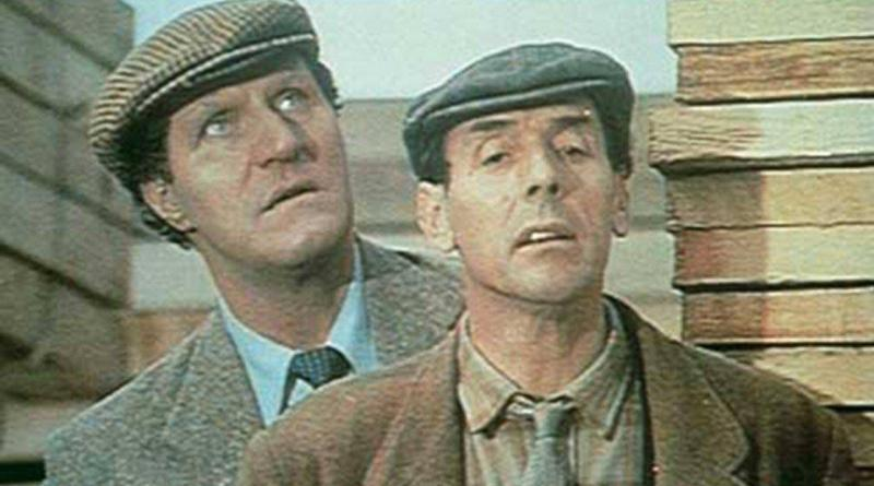 1960s TV Comedy Quiz The Plank