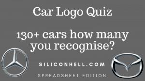 FP Siliconhell Car Logo Quiz