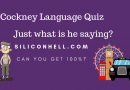 Cockney Language Quiz