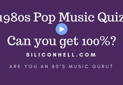 1980s Pop Music Quiz Are you an 80s Guru?