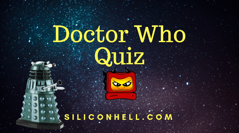 Doctor Who Quiz FP