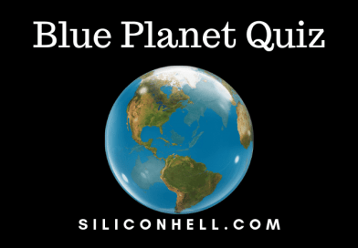 Blue Planet Quiz – fun quiz about planet Earth, animals and its habitat