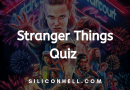 Stranger Things Quiz + The upside-down questions