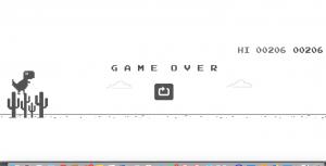Dinosaur Game free online game