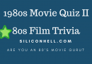 1980s Movie Quiz II