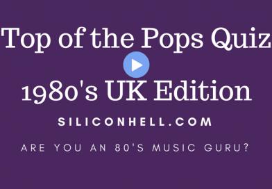 Top of the Pops Quiz 1980s