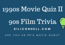 1990s Movie Quiz II