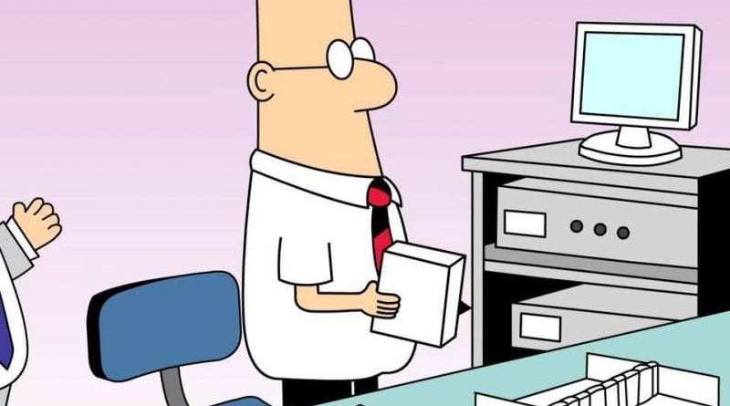 FP Dilbert computer