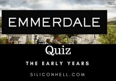 Emmerdale Quiz