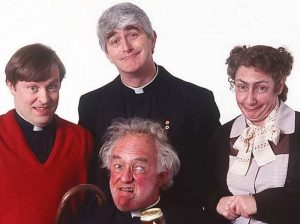 Quiz - Father Ted one of the funniest TV shows ever
