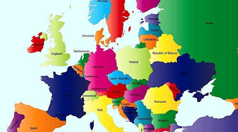 Quiz - European Capital Cities how many can you remember from school?