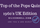 1960s Top of the Pops Quiz