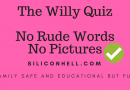 FP The Willy Quiz Siliconhell