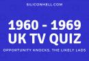 Quiz – 60s British TV Quiz – The Saint, Eric Sykes,