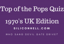 Quiz - Top of the Pops 1970s Hits