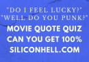 Classic Movie Quote Quiz