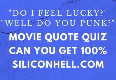 Movie Quote Quiz
