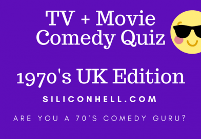 1970s Movies and TV Comedy Quiz - The Best of the Funny Stuff
