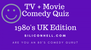 80s Movies and 80s Comedy TV Quiz - The Best of the Funny Stuff
