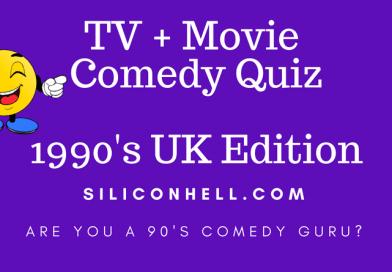 90s Comedy Quiz
