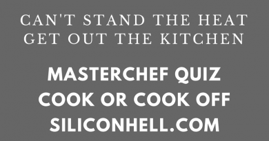 Master Chef Quiz - do you have what it takes to work in a restaurant?
