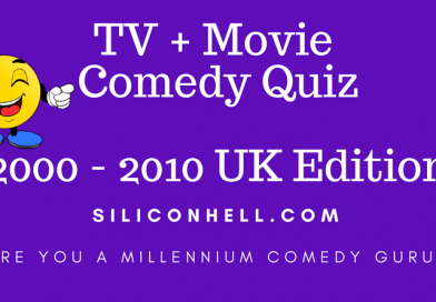 Millennium Movies and TV Comedy Quiz - The best of the new century