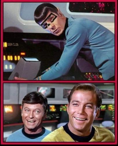 Funny Star Trek Picture 6