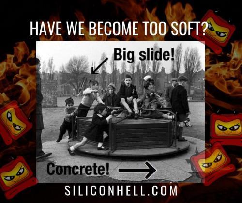 Siliconhell Conversation Starter 10