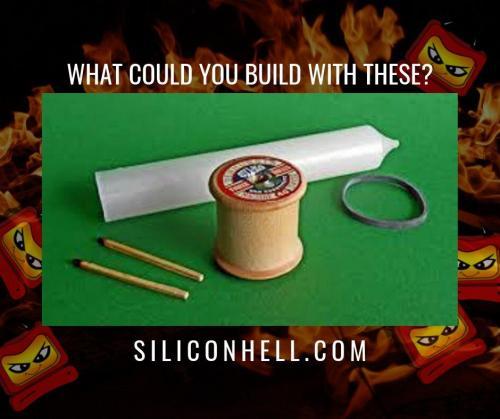 Siliconhell Conversation Starter 12