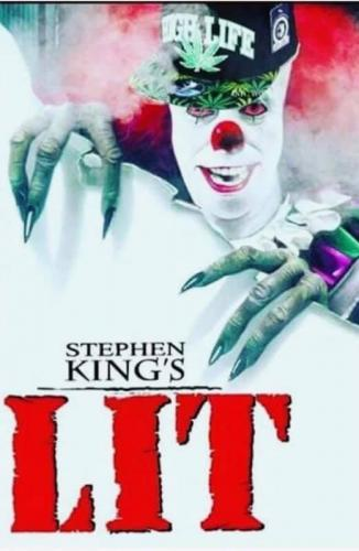 Stephen King It clown smoking